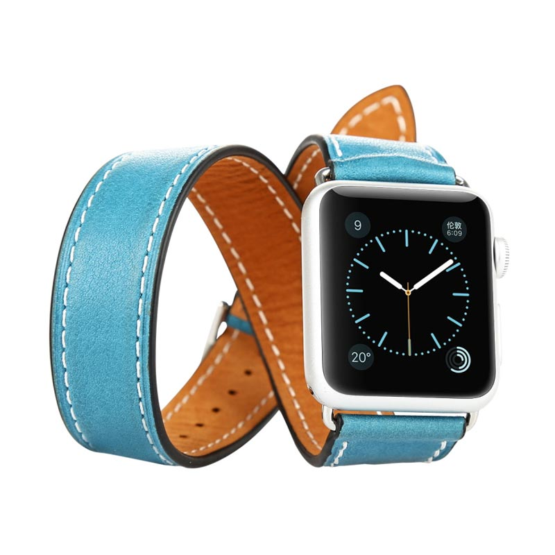 Baseus Sunlord Series Watchband Blue Strap for Apple Watch [42 mm]