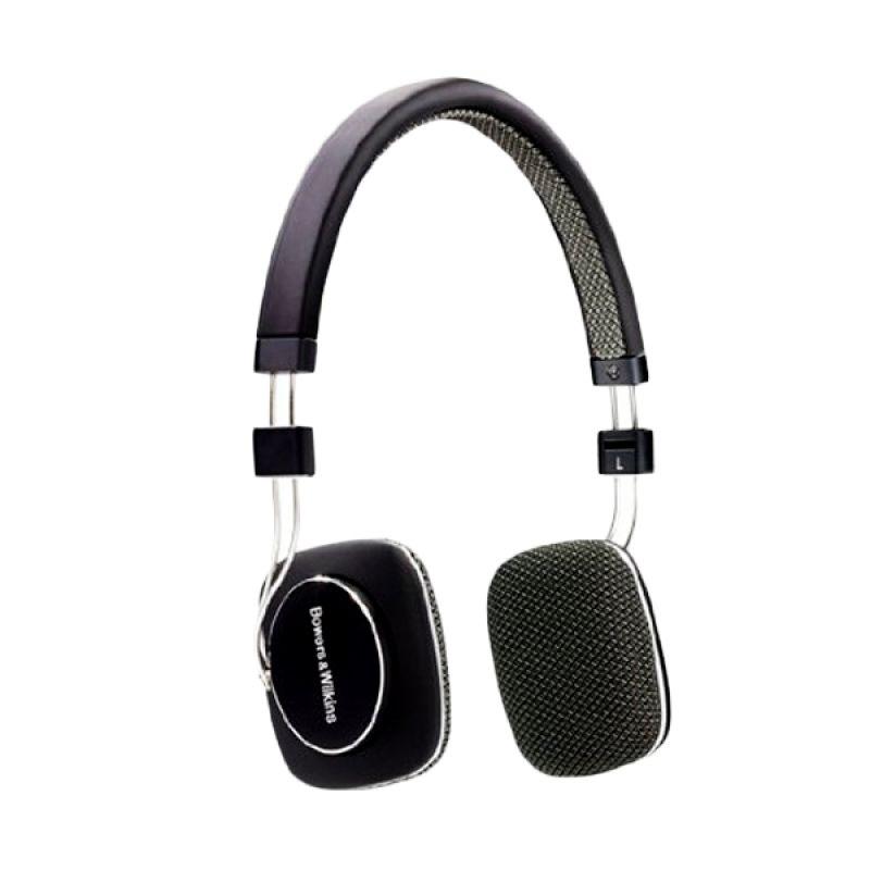 Bowers & Wilkins P3 Black Headset