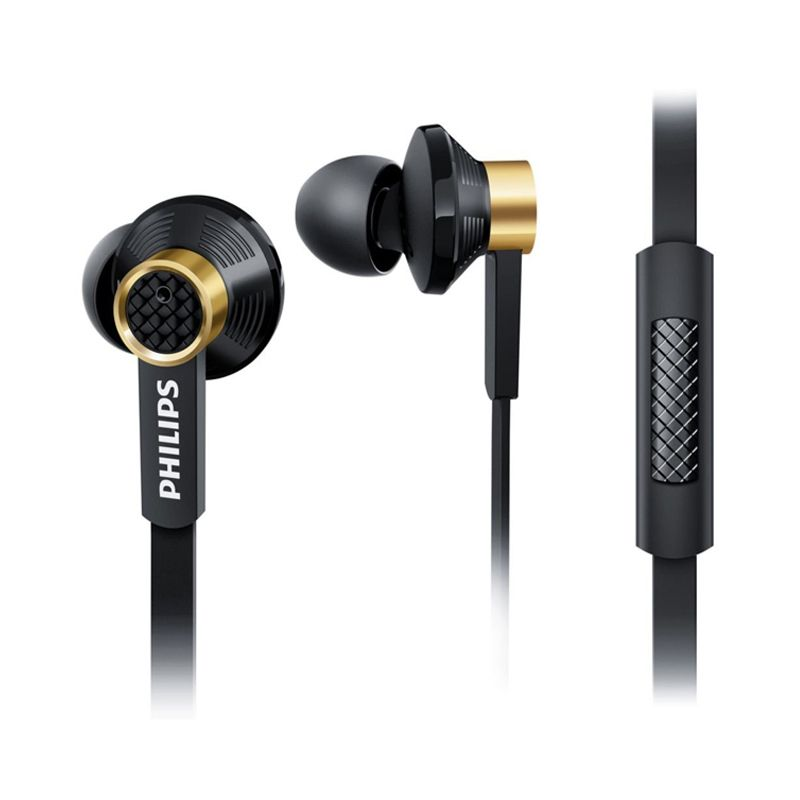 Philips TX2 Black Earphone