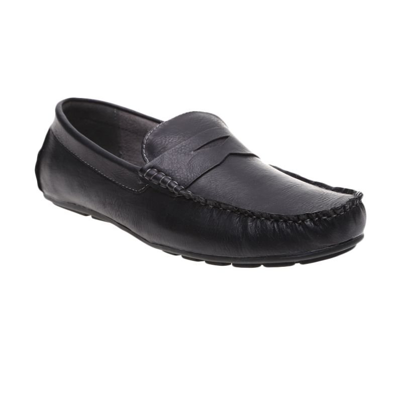 Jual Bata Formal Moo 851 6453 Black Sepatu Pria Online