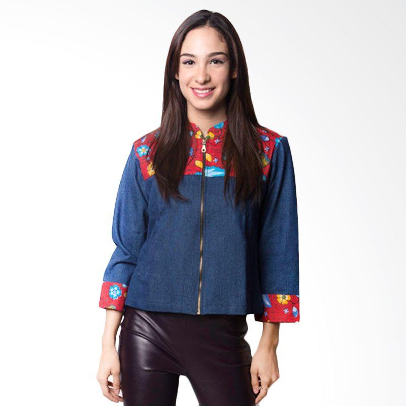 Batik Etniq Cirebon BL-BL0201 Jacket Jeans