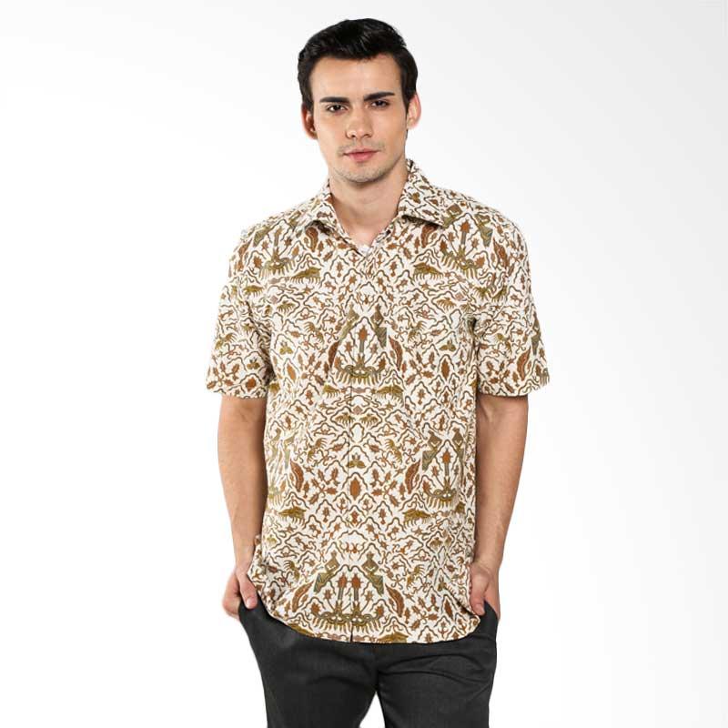 Batik Semar Men Hpdk PA semen wiji 53 Krem 153019