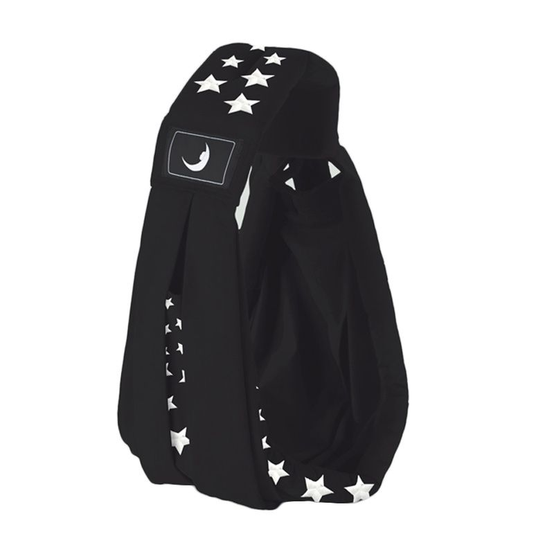 Baba Sling Classic Special Edition Superstar Black Gendongan Bayi