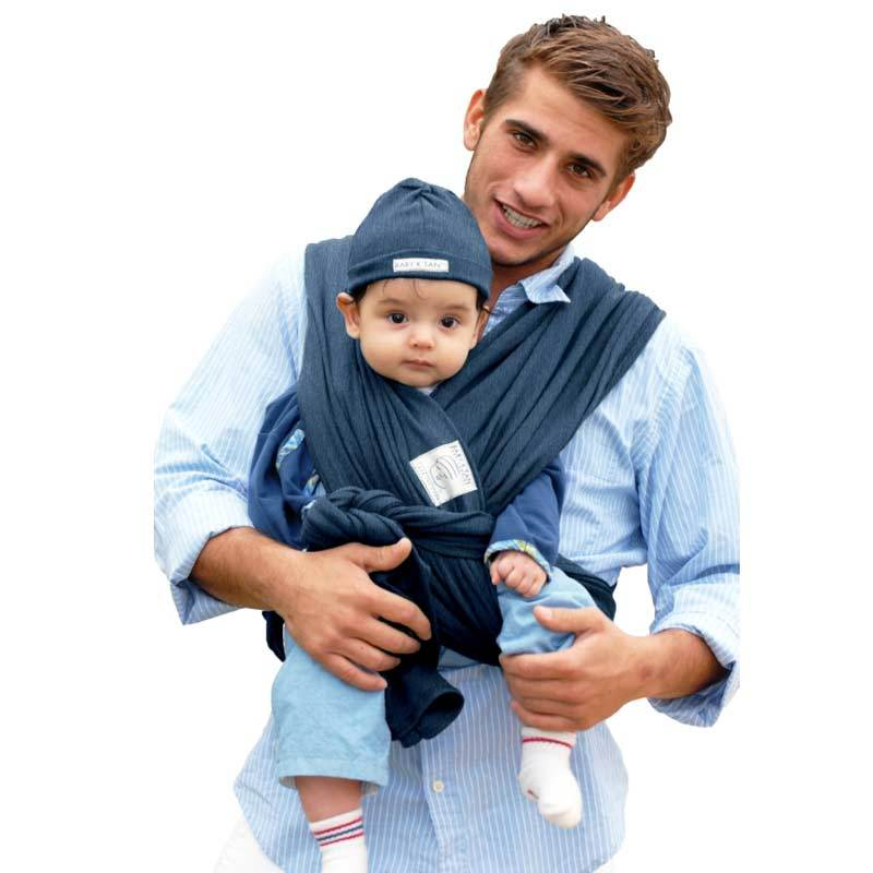 Baby K'tan Basic Baby Carrier Denim