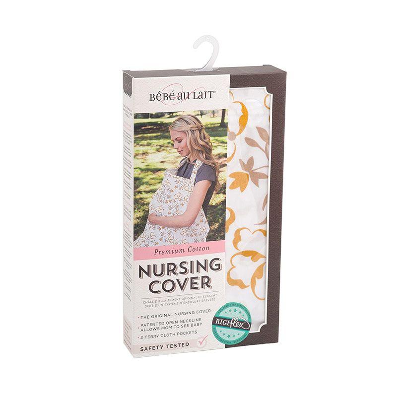 Bebe Au Lait Nursing Cover Blume Gendongan Bayi