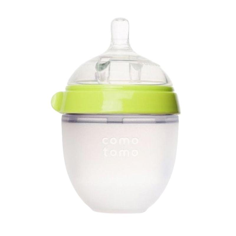 Comotomo Single Pack Green Botol Susu [150 mL]