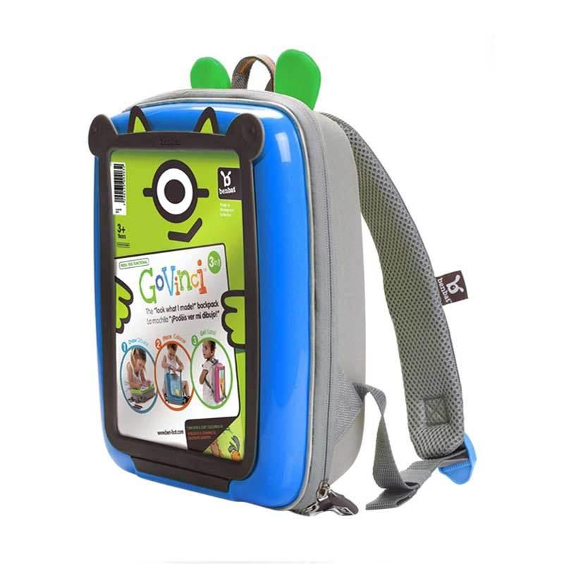 Go Vinci Backpack Blue