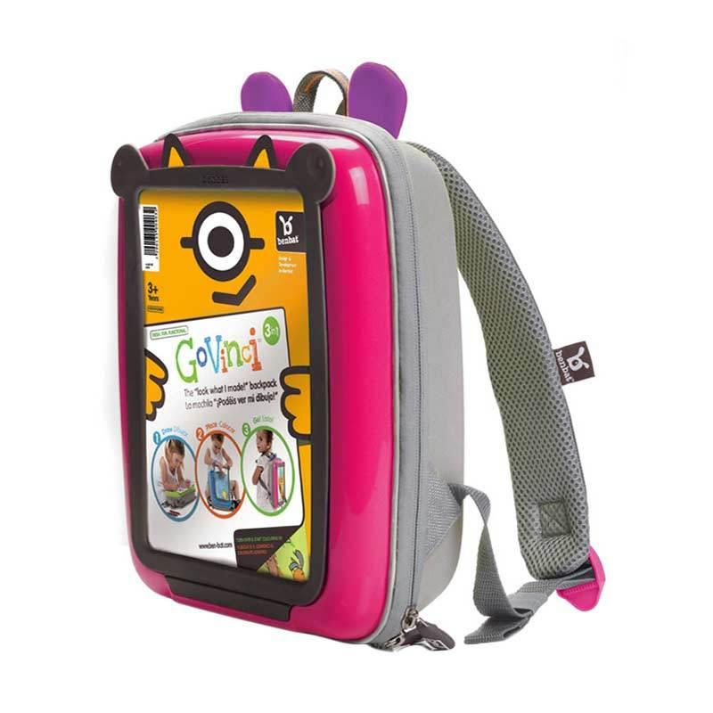 Go Vinci Backpack Pink