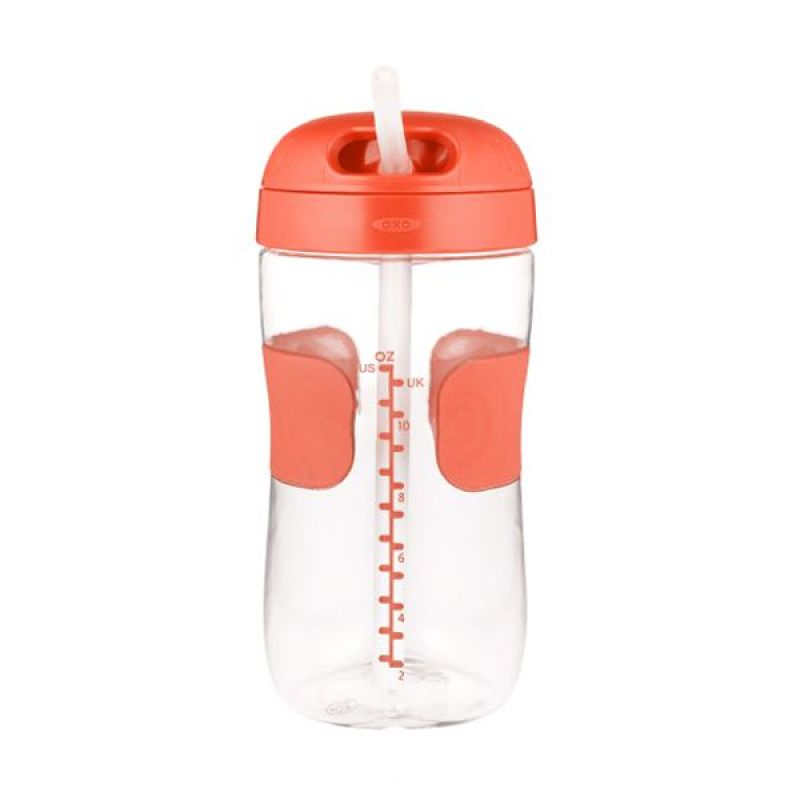 OXO Tot Straw Cup Orange Botol Minum [11oz]