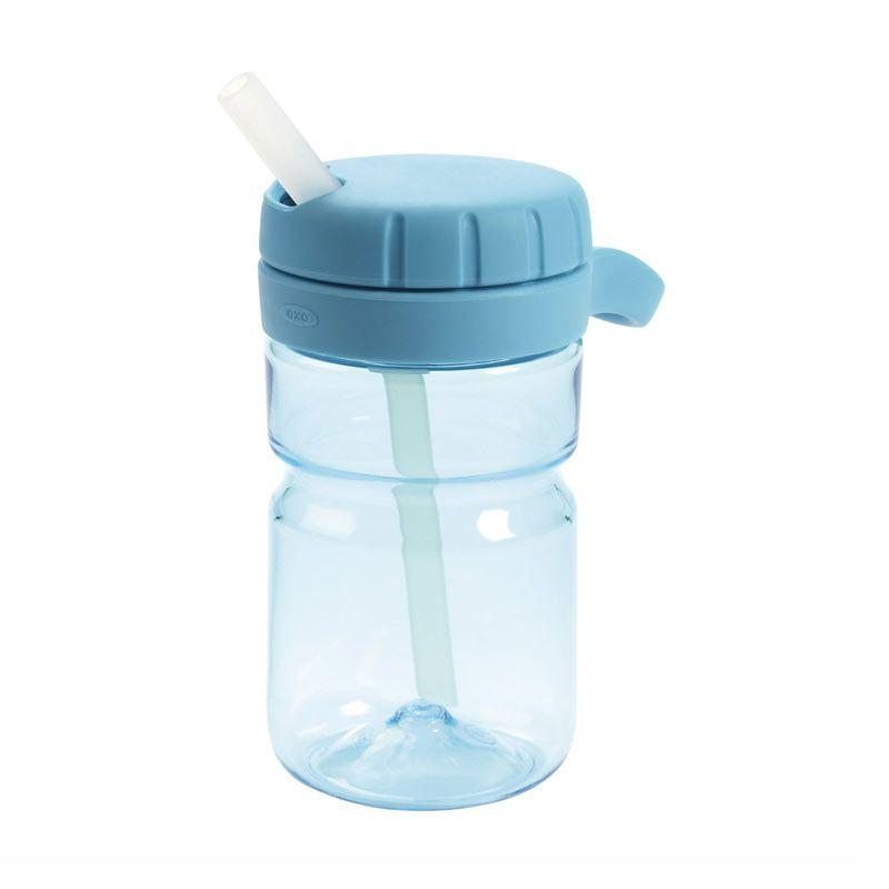 OXO Twist Top Biru Botol Minum