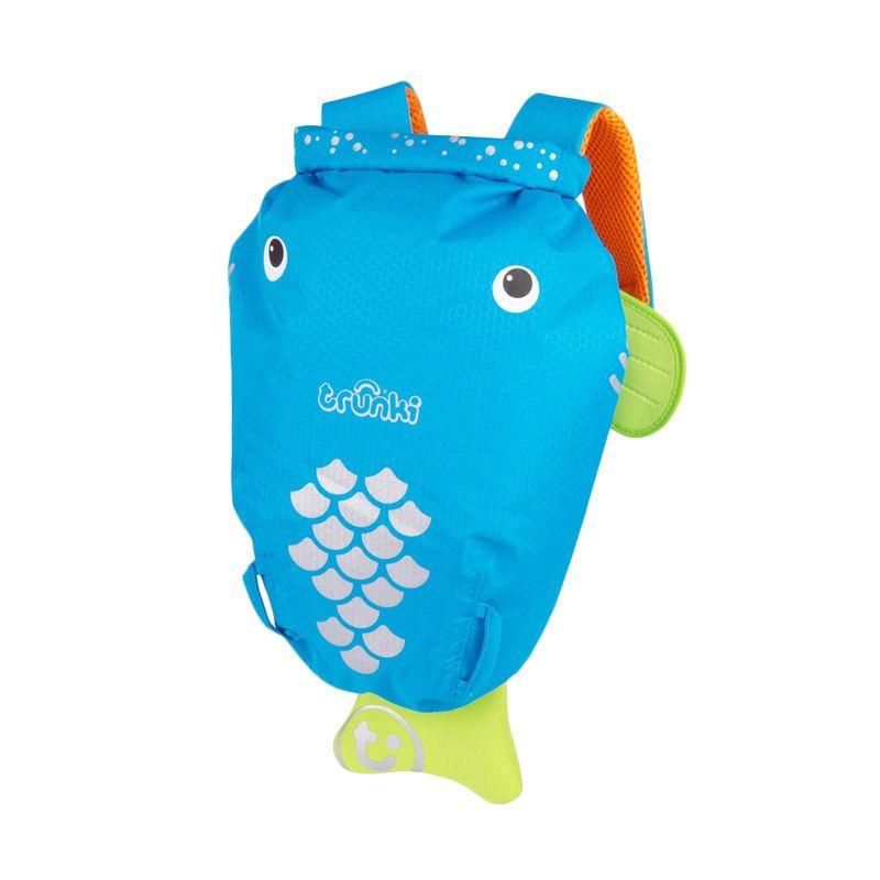 Paddlepak Bob Small Blue Tas Sekolah Anak