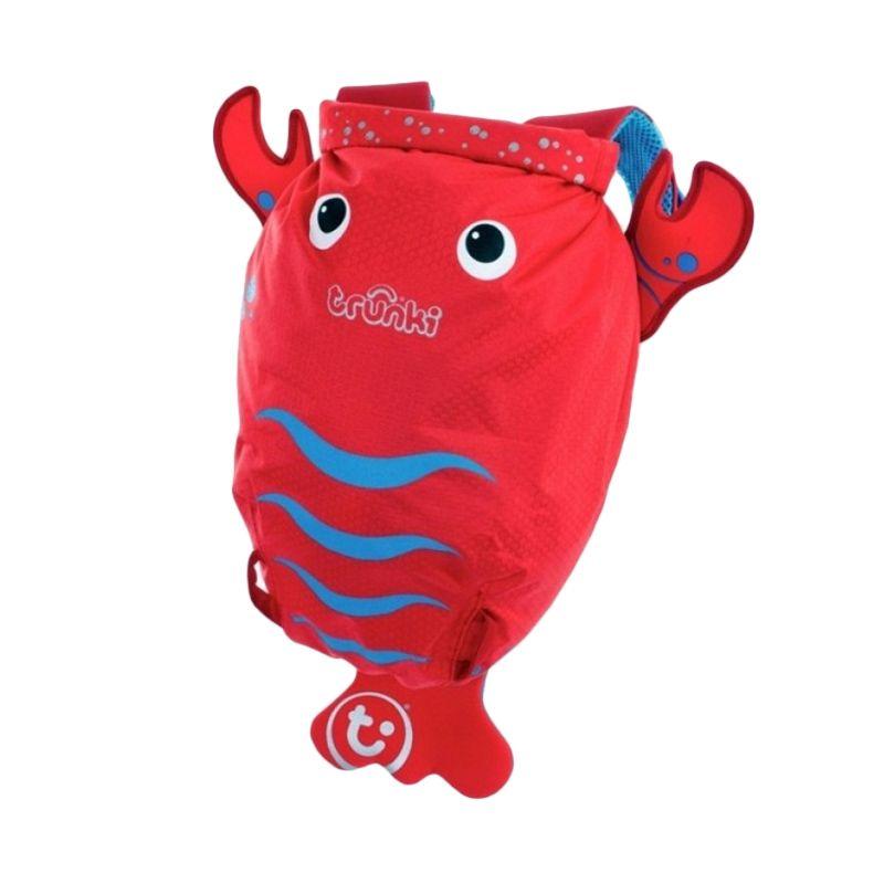 Paddlepak Pinch Small Red Tas Sekolah Anak