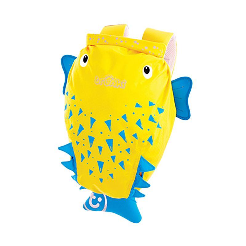 Paddlepak Spike Small Yellow Tas Sekolah Anak