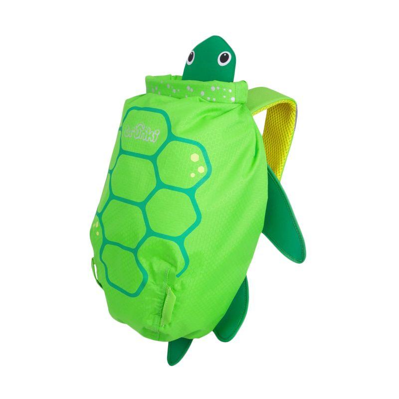 Paddlepak Turtle Small Green Tas Sekolah Anak