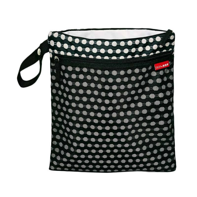 Skip Hop Grab & Go Wet or Dry Connected Dots Tas Bayi
