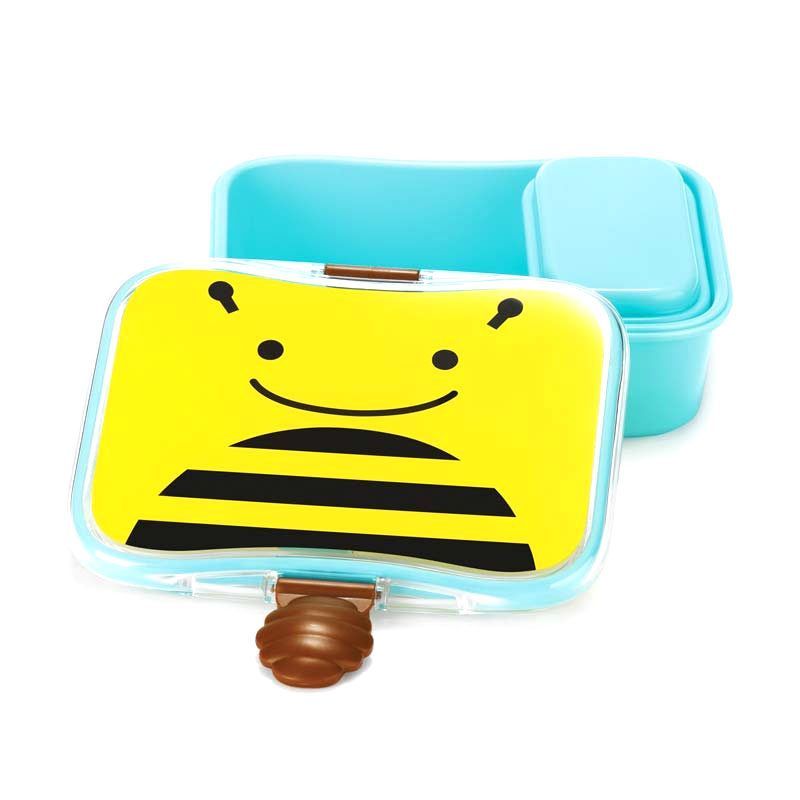 Skip Hop Kits Bee Lunch Box