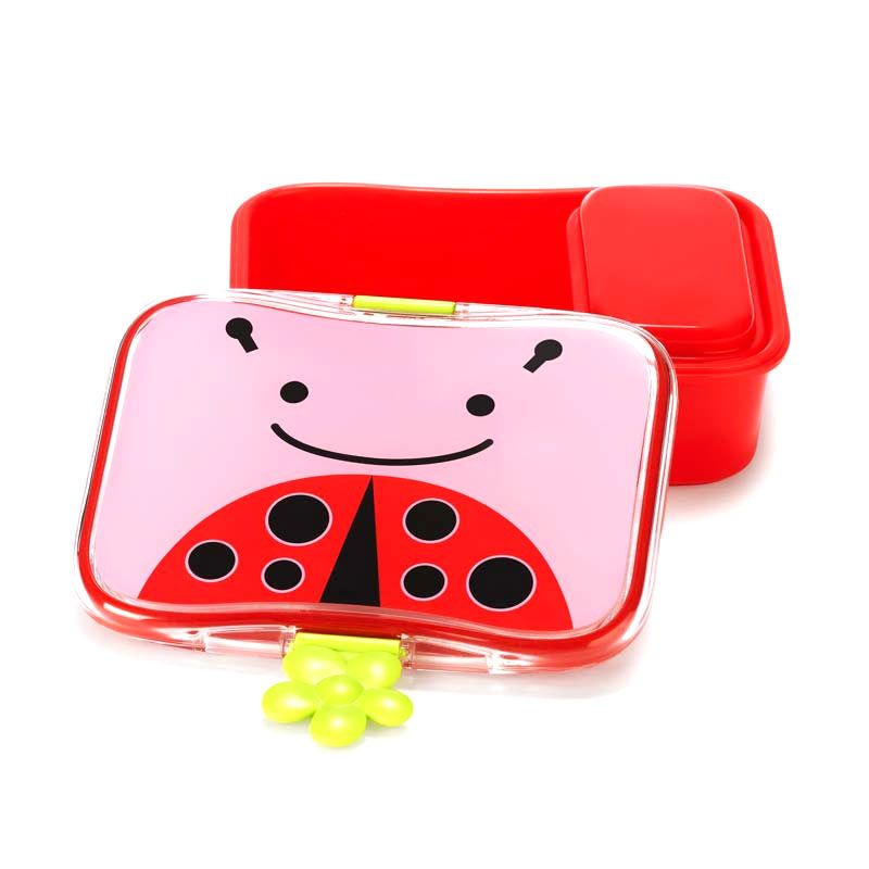 Skip Hop Kits Ladybug Kotak Makan