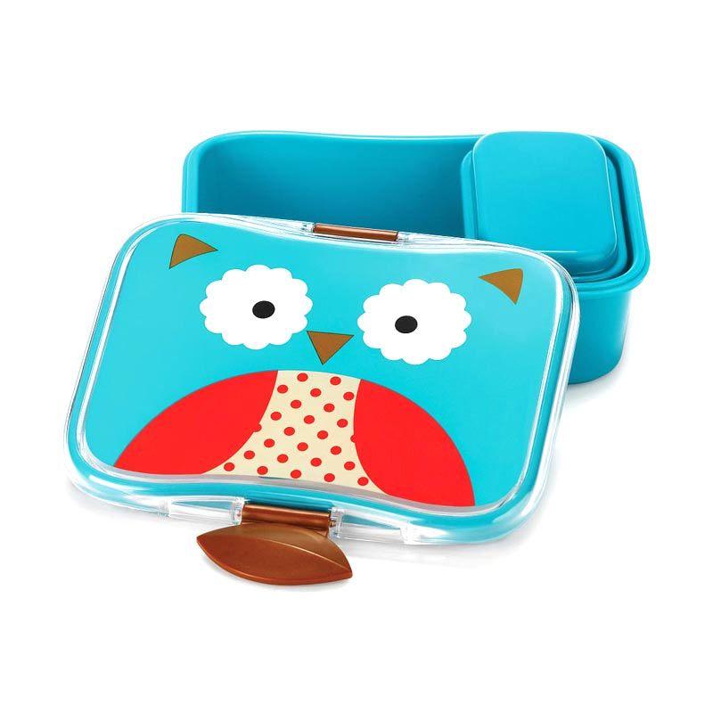 Skip Hop Kits Owl Kotak Makan