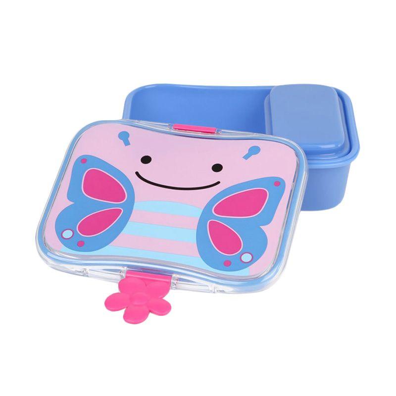 Skip Hop Lunch Kit Butterfly Kotak Makan