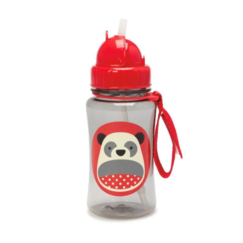 Skip Hop Zoo Straw Bottle Panda Botol Minum Anak