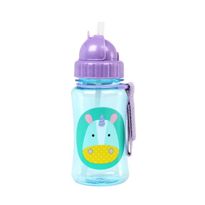 Skip Hop Zoo Unicorn Straw Botol Minum