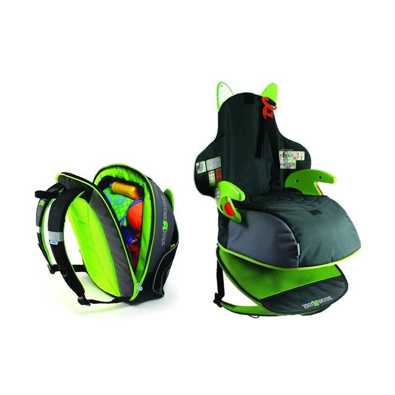 Trunki Boostapak Green