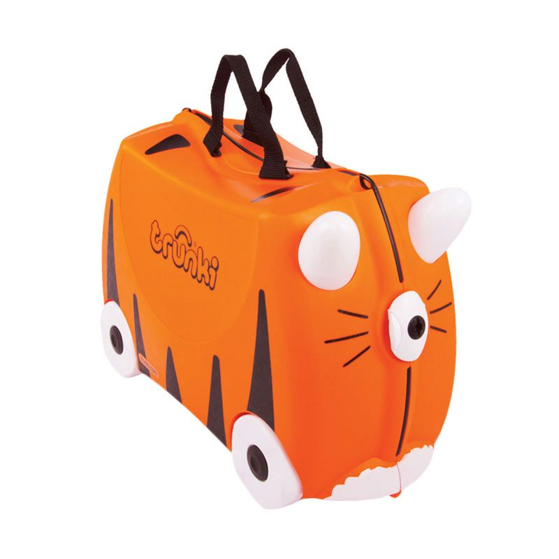 Trunki Luggage Tipu The Tiger