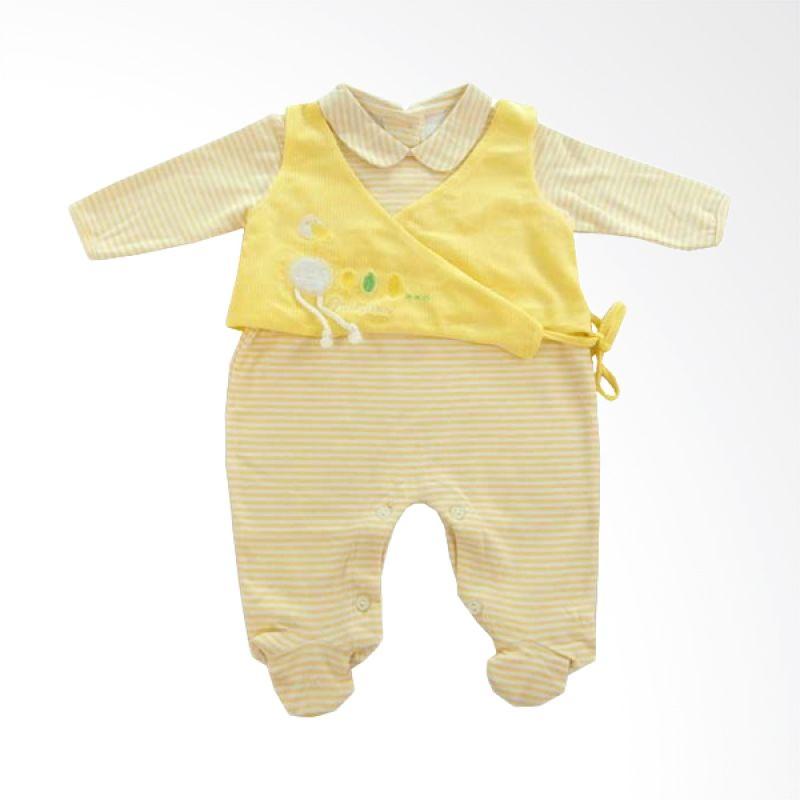 Babylon Hansop Calcun Kuning Jumpsuit Anak