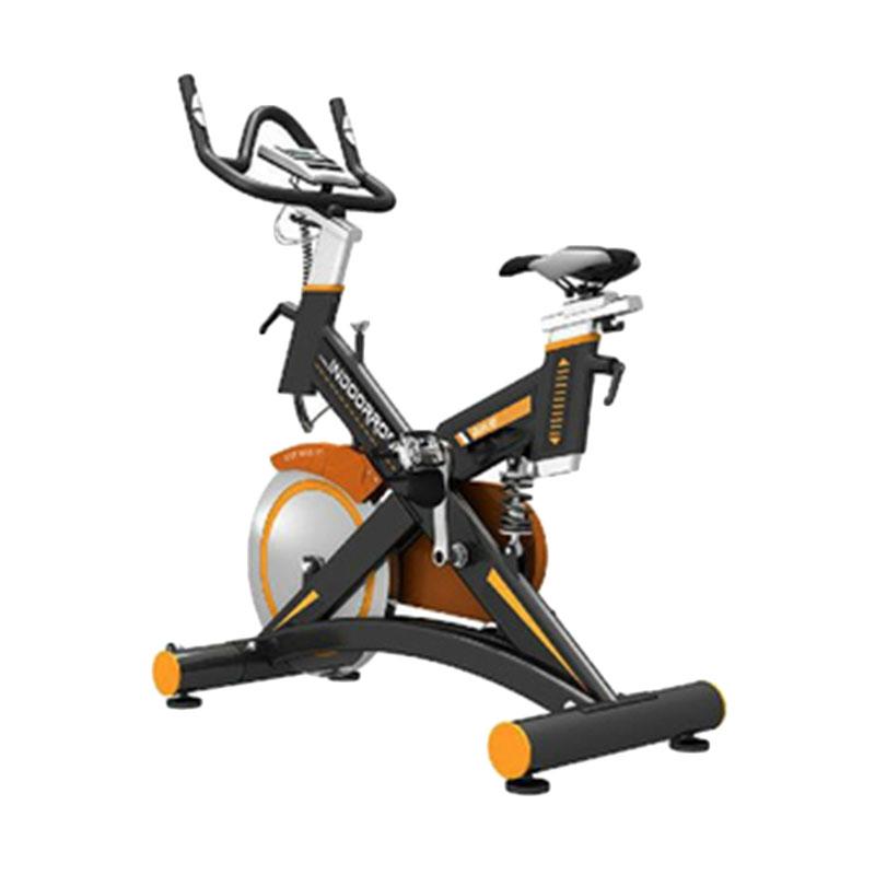 Jual bb fitnes spinning bike new hanatha sepeda statis
