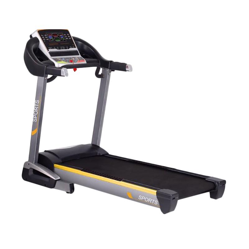 BB Fitness Komersial 1 Fungsi ID-9938DC Cod Treadmill Elektrik Alat Fitness