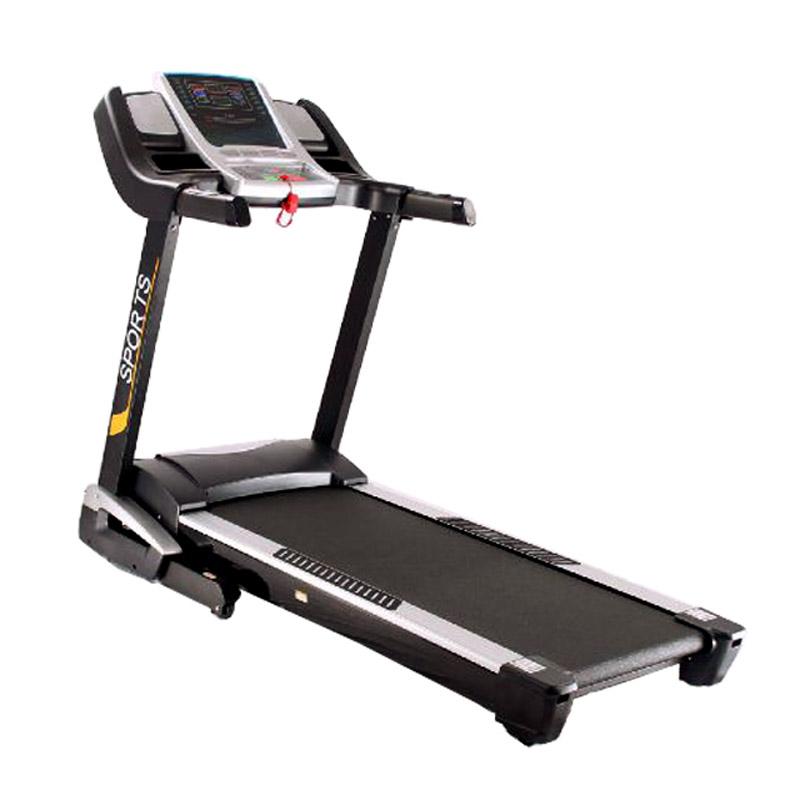 harga BB Fitness Treadmill Elektrik Komersial ID8838DC Motor 3 Hp Blibli.com