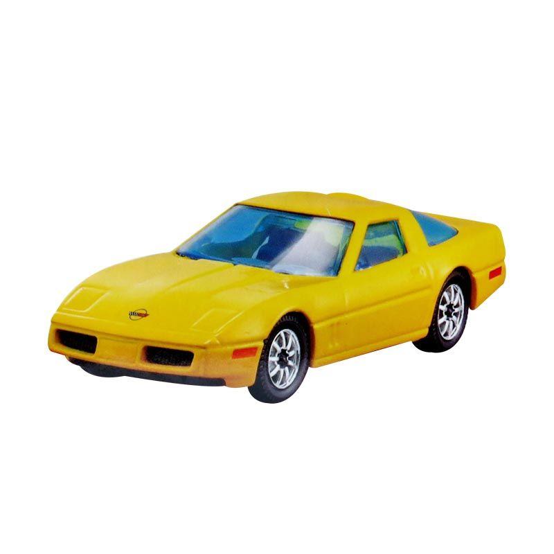 Bburago - 1:43 Kit Collezione Assorted - Chevrolet Corvette
