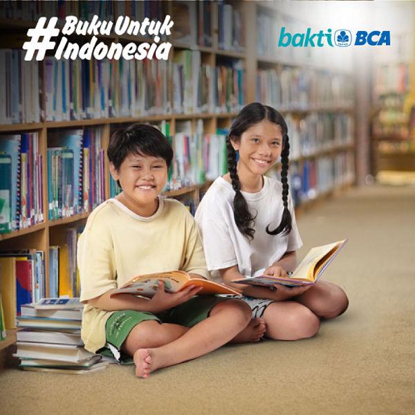 Paket Berbagi Buku Untuk Indonesia