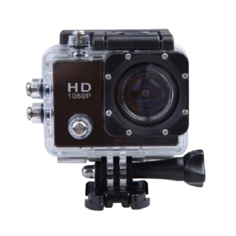 Bcare B-Cam X-1 Black Action Camera [12 MP]