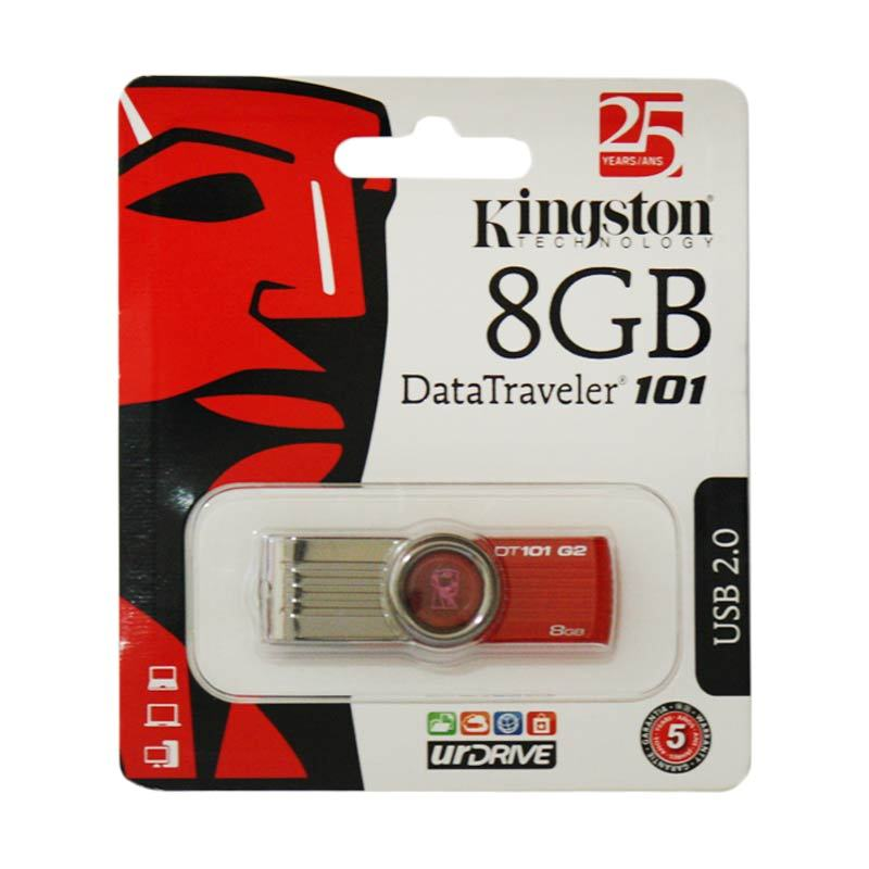 Kingston USB Flashdisk 8Gb putar