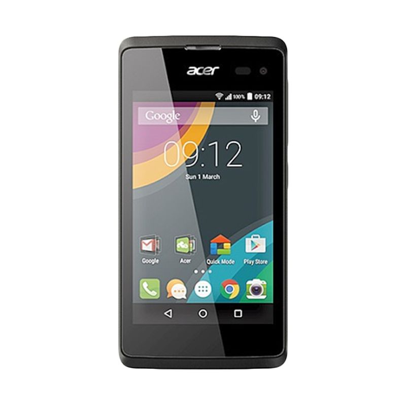Acer Liquid Z220 Black Smartphone