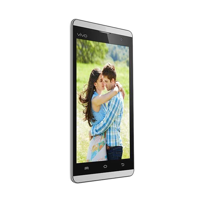 Vivo Y28 White Smartphone [8 GB/Garansi Resmi]