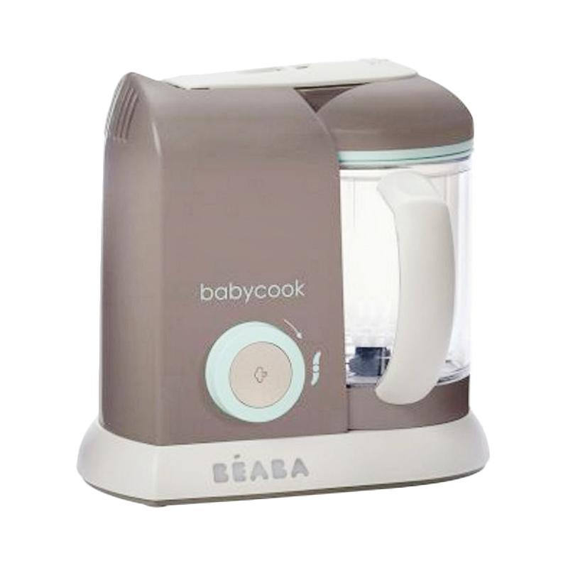 Beaba 912251 Babycook Solo Pastel Alat Pembuat Makanan Bayi - Blue