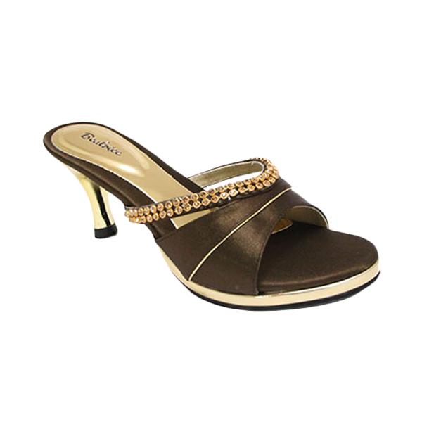 Beatrice MD 701 Sandal Wanita - Coklat
