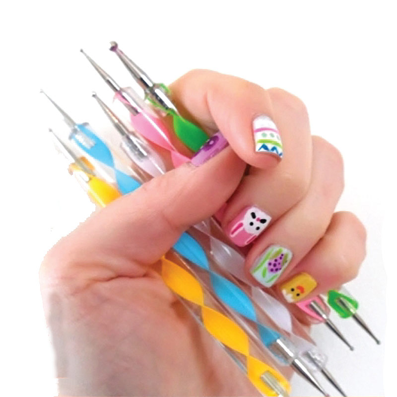 Nail Art Tools (Dotted) 5'S