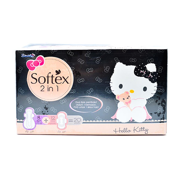 Softex 2 In 1 [20S]