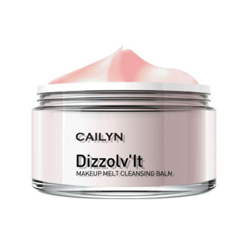 Cailyn Dizzolv'it Makeup Melt Cleansing Balm Pembersih Wajah [50 gr]
