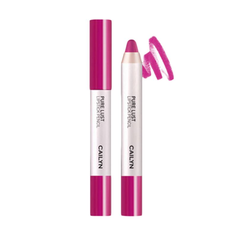 Cailyn Pure Lust Lipstick Pencil 06 Plum Lipstik