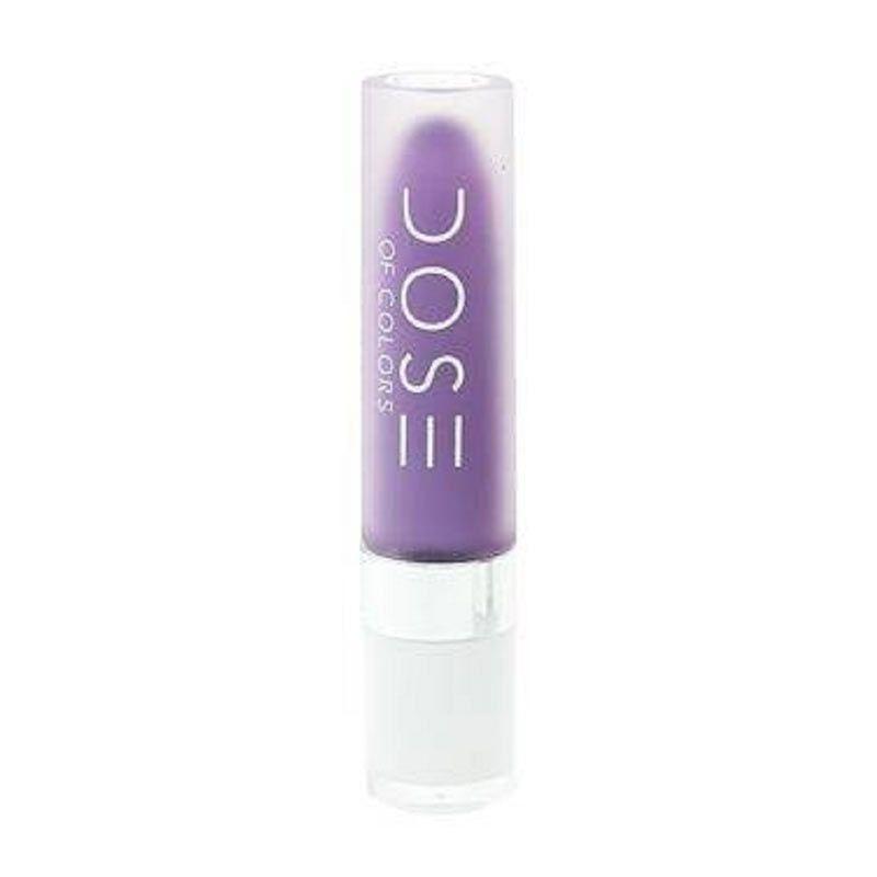 Dose of Colors Matte Purple Rain Lipstick