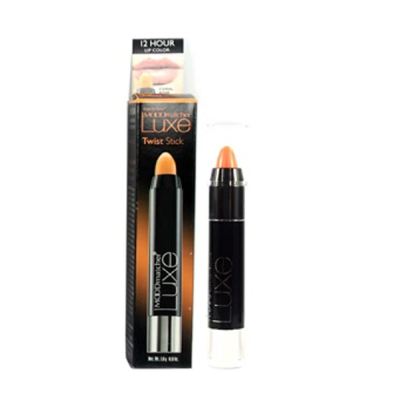Beauty closet fran wilson moodmatcher luxe twist sticks orange lipstick full01