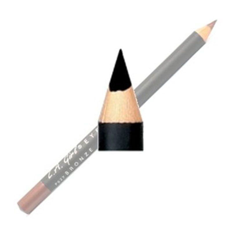 LA GIRL 601 Black Pensil Eyeliner