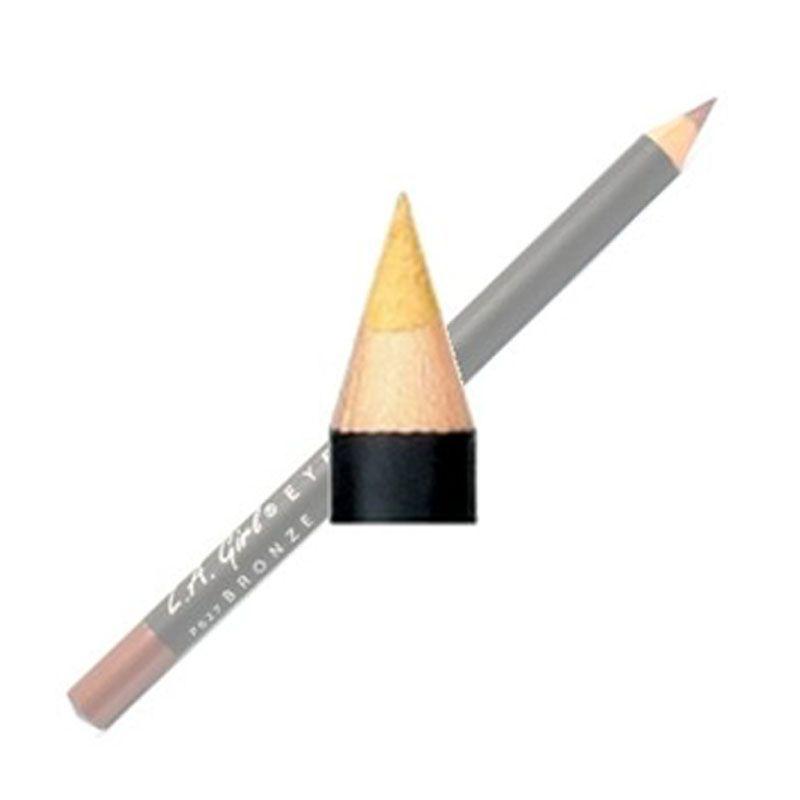 LA GIRL 607 Gold Eyeliner Pencil