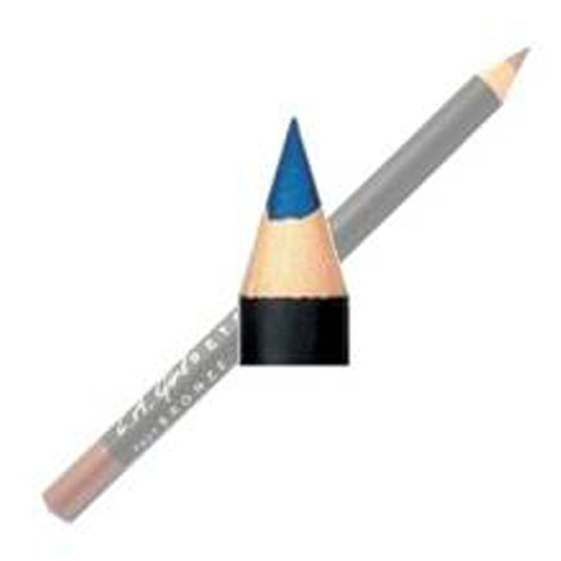 LA GIRL 618 Blue Metallic Pensil Eyeliner
