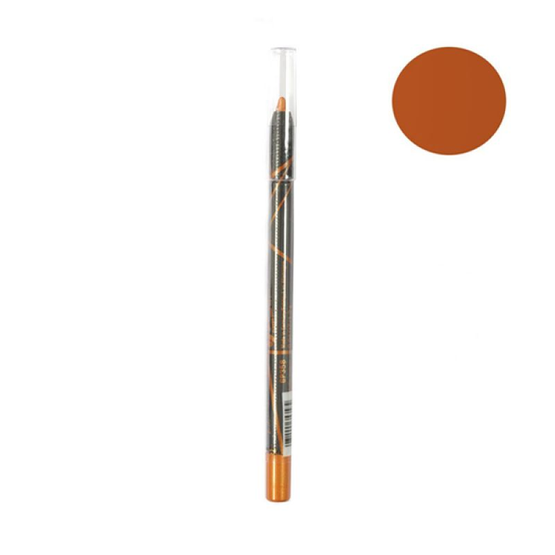 LA Girl Gel Glide 358 Metallic Copper Pensil Eyeliner