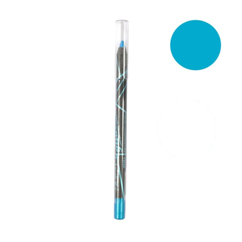 LA Girl Gel Glide 364 Mermaid Blue Pensil Eyeliner